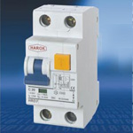 HRD7 Residual Current Circuit Breaker With Overcurrent Protection