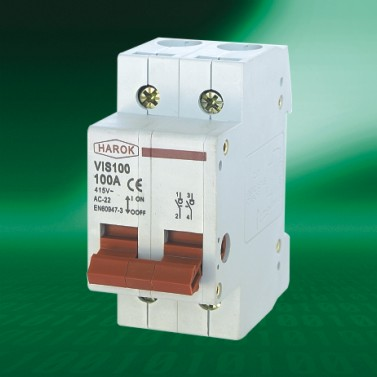 VIS100 main switch(isolating switch)