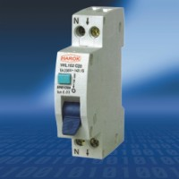 VKL102 Reidual current circuit breaker with over current protection