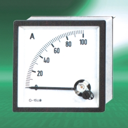 Moving Coil Instruments With Recitifier(240EG, 90DEG) AC Ammeters & AC Voltmeters