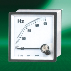 Moving Coil Instruments Frequency Meters(240DEG, 90DEG)